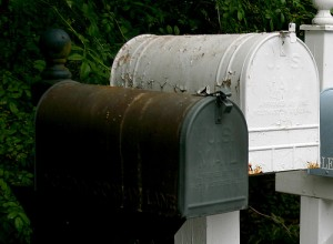 2 mailboxes