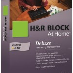 Free Tax Professional Q&A, plus H&R Block at Home Deluxe Giveaway