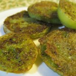 Recipe: Fried Green Tomatoes