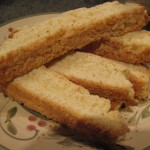 Recipe: Homemade Almond Biscotti