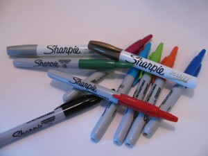 I love Sharpies!!