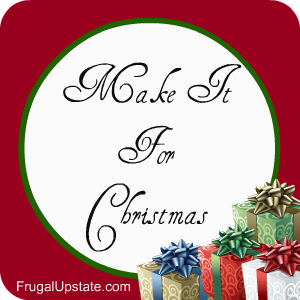 Diy birdseed ornaments make it for christmas frugal upstate when i heard about making birdseed cakes ornaments i solutioingenieria Image collections