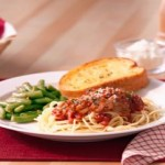 Walmart Meal Solutions: Spaghetti Dinner