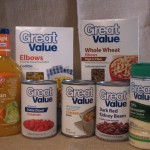 Walmart Meal Soultions & Recipe: Minestrone