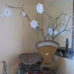 Decorating with Snowflakes