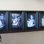 DIY: Photograph Portrait Word Art