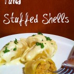Recipe:  Tuna Stuffed Shells