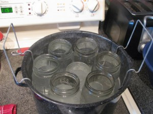 How to Can with a Hot Water Bath Canner