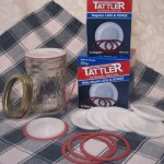 Review & Giveaway: Tattler Reuseable Canning Lids