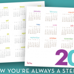18 Free Printable Calendars for 2012