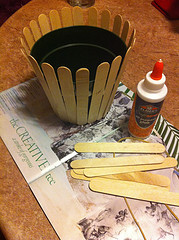 Diy Easter Basket Decoration Frugal Upstate