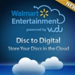 Review:  Walmart's Disc to Digital with Vudu