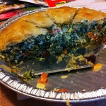 Recipe: Princess's Greek Spinach Pie (Spanakopita)