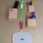 locker organization diy craft 1