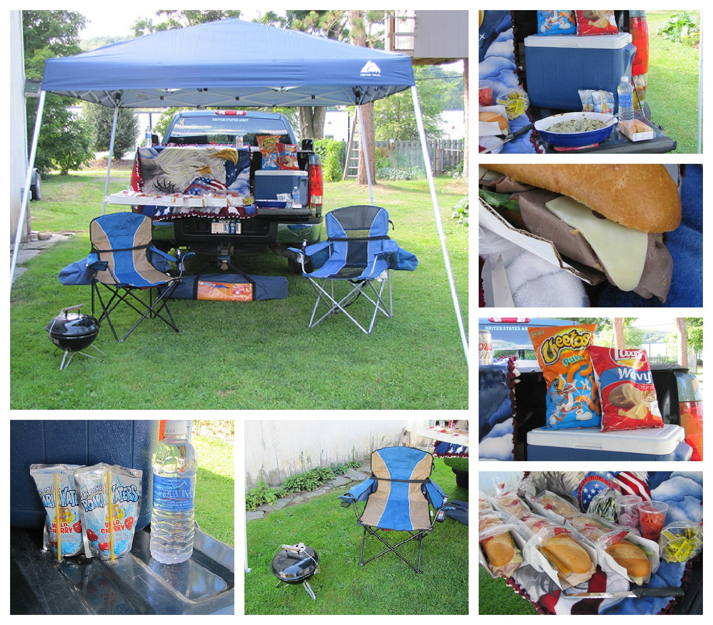 Doesnu0027t ... & Fall u003d Tailgating Time with Walmart! - Frugal Upstate