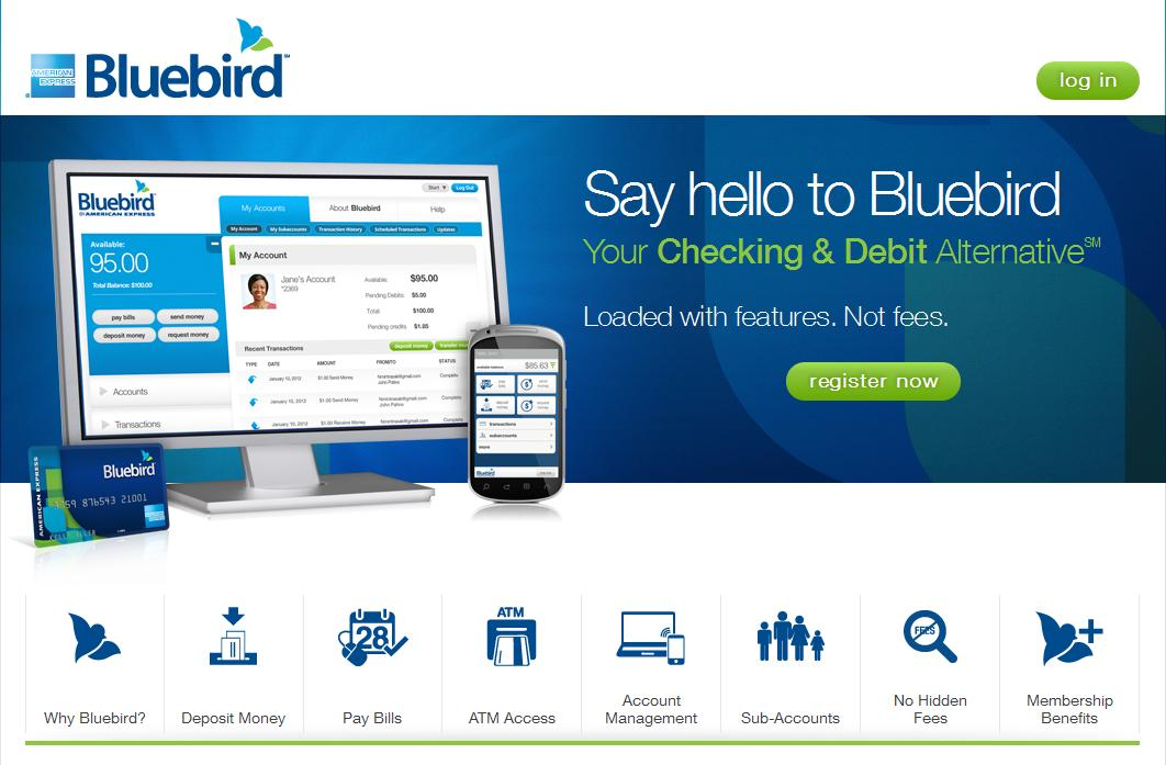 Bluebird - A Debit Card Alternative - with Walmart - Frugal Upstate