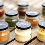 Make it for Christmas: Chalkboard Spice Jars