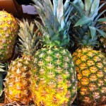 Pineapple Cutting Demonstrations at Walmart