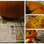 Pumpkin Carving Time with Walmart