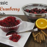 Recipe: Cranberry Relish