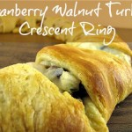 Cranberry Turkey Walnut Ring