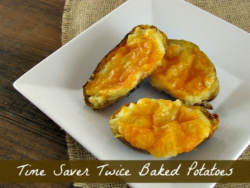 Twice Baked Potatoes Titles