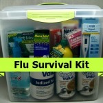 DIY: Flu Season Survival Kit