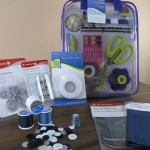 Build a Basic Sewing/Mending Supply Kit