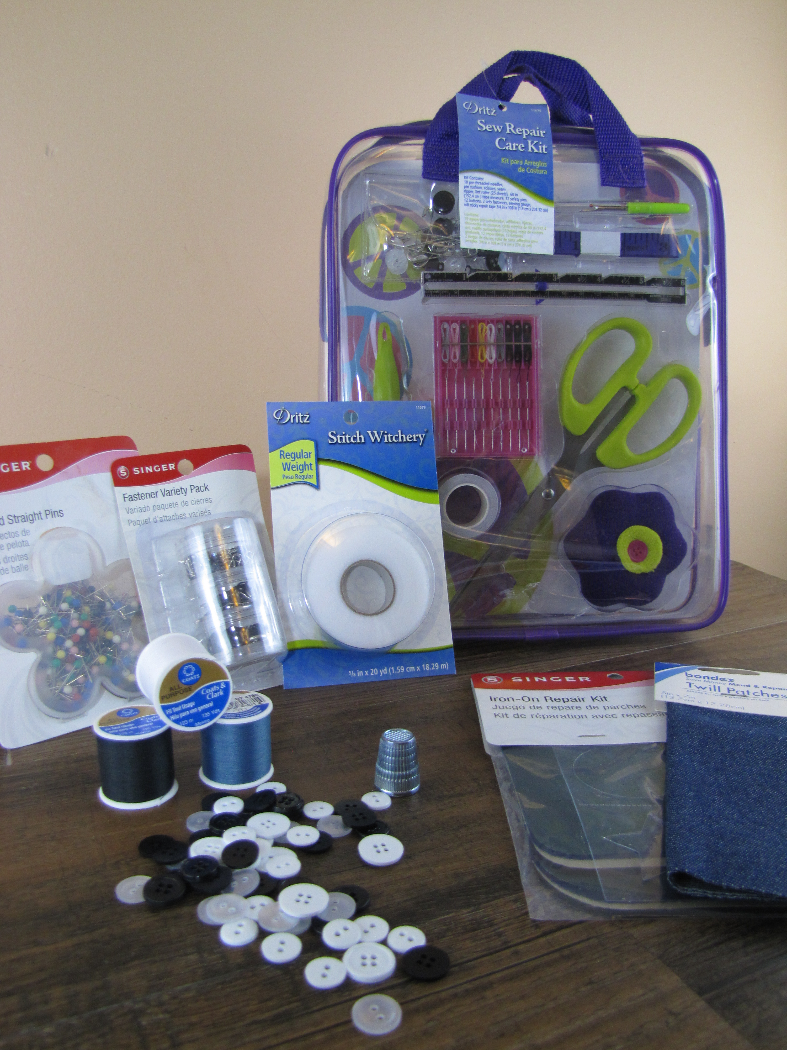 Sewing Supplies: Sewing Supplies At Walmart