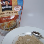 Review: Quaker Perfect Portions Oatmeal