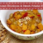 Recipe: African Chickpea and Sweet Potato Stew