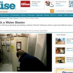 Save Money-Drain Your Water Heater Regularly