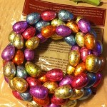 Tutorial: Easy Easter Egg Wreath