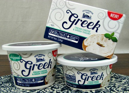 Greek Cream Cheese 1