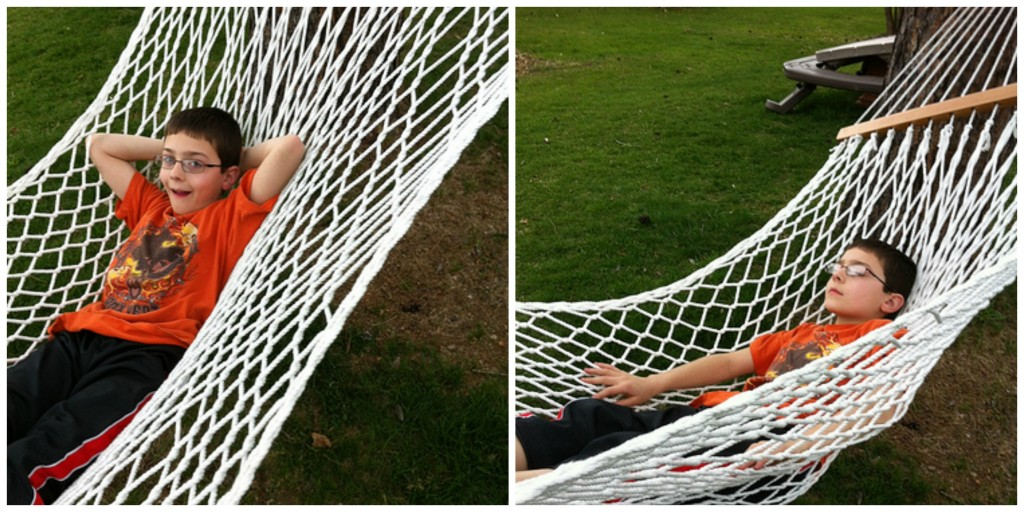 Hammock Collage