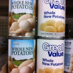 Great Value Whole Potatoes
