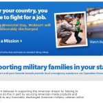 Memorial Day and Walmart's Veteran's Commitment