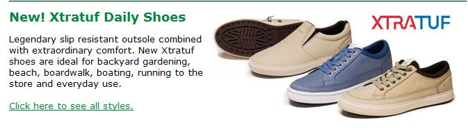 There Were Several Styles Of Xtratuf Shoes To Choose From I Chose The Chumrunner Now Know That Sounds Like An Odd Name But Company Was Initially