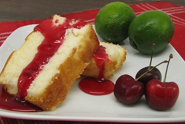 Cherry Lime Syrup