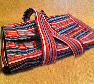 Fourth of July casserole carrier  10