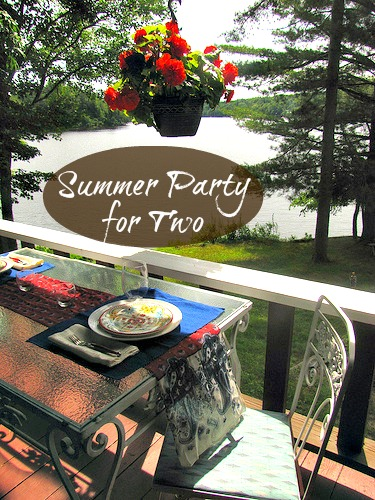 Summer Party for Two