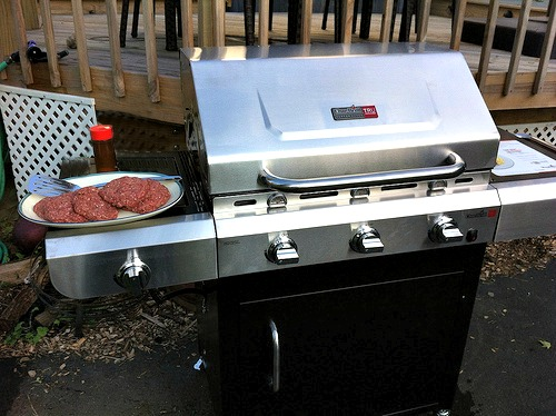 Charbroil Grill 9