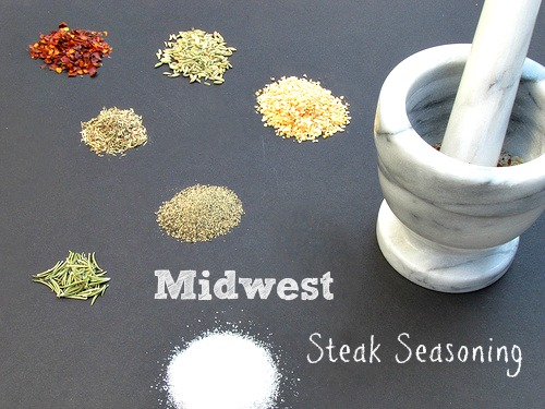 Midwest Steak Seasoning Recipe