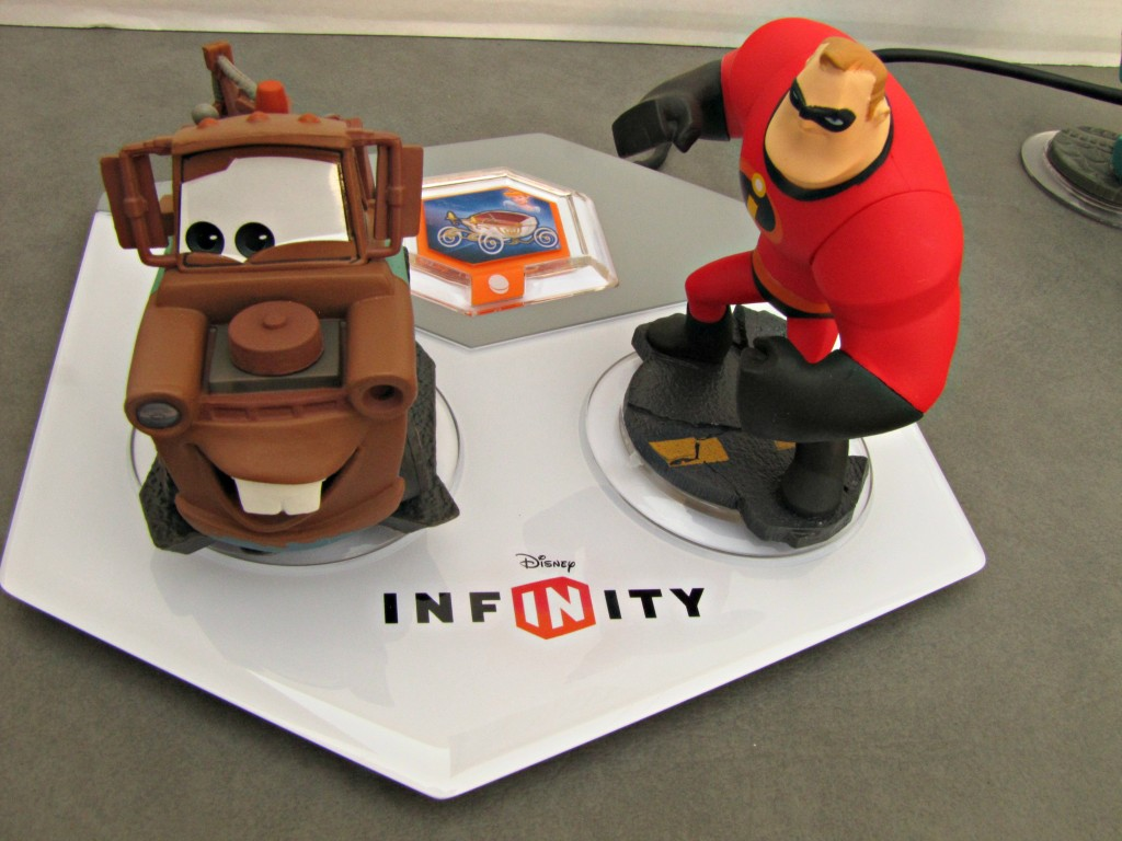 Disney Infinity Mater & Mr Incredible