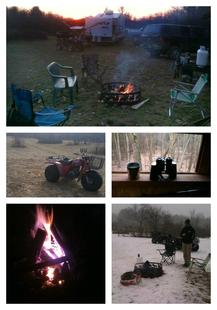 Life at Deer Camp