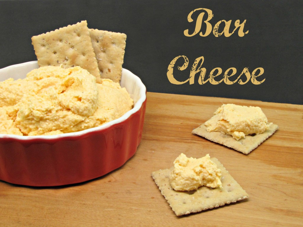 Spreadable Bar Cheese Recipe