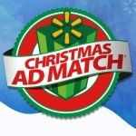 Save Money Christmas Shopping with Walmart's Christmas Ad Match Guarantee