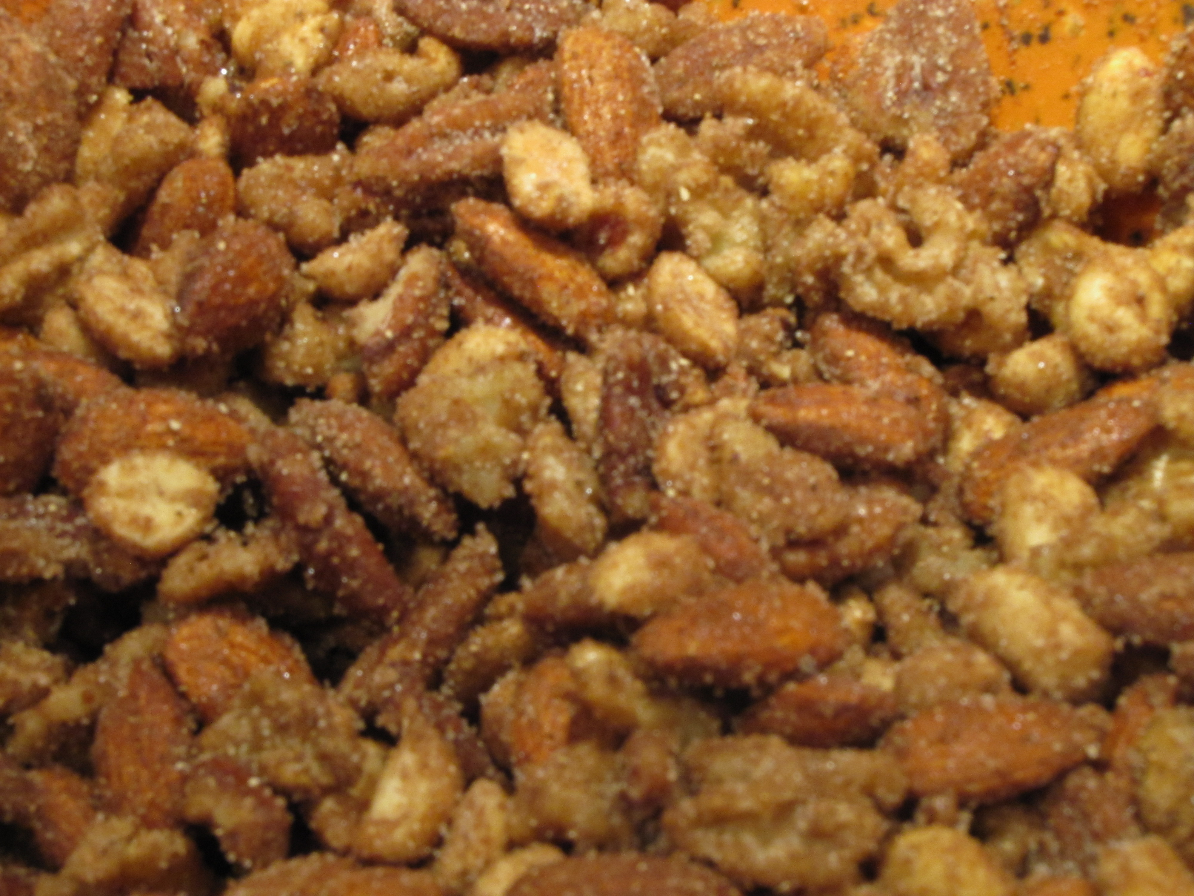 Sugar & Spice Nuts