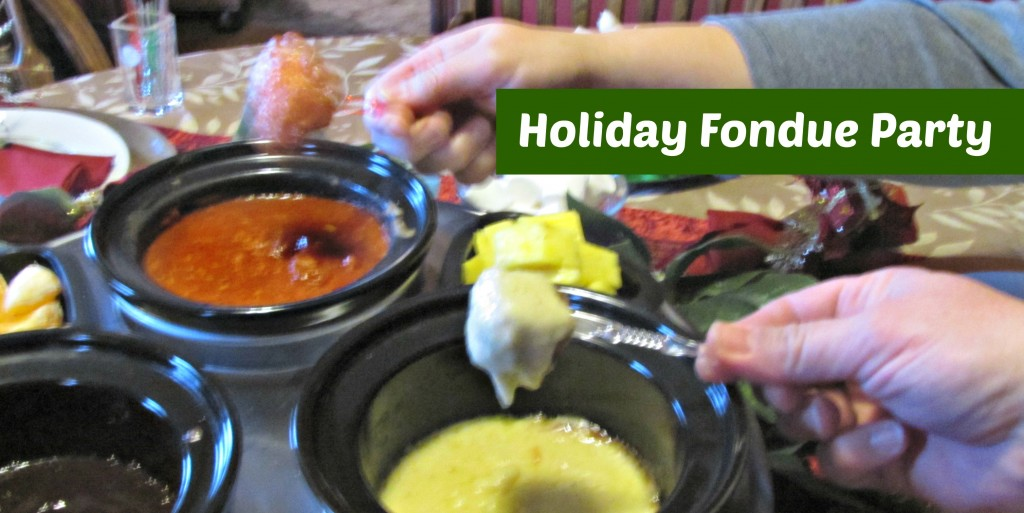 Holiday Fondue Party
