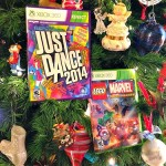 More Video Game Fun:  Marvel Lego & Just Dance 2014